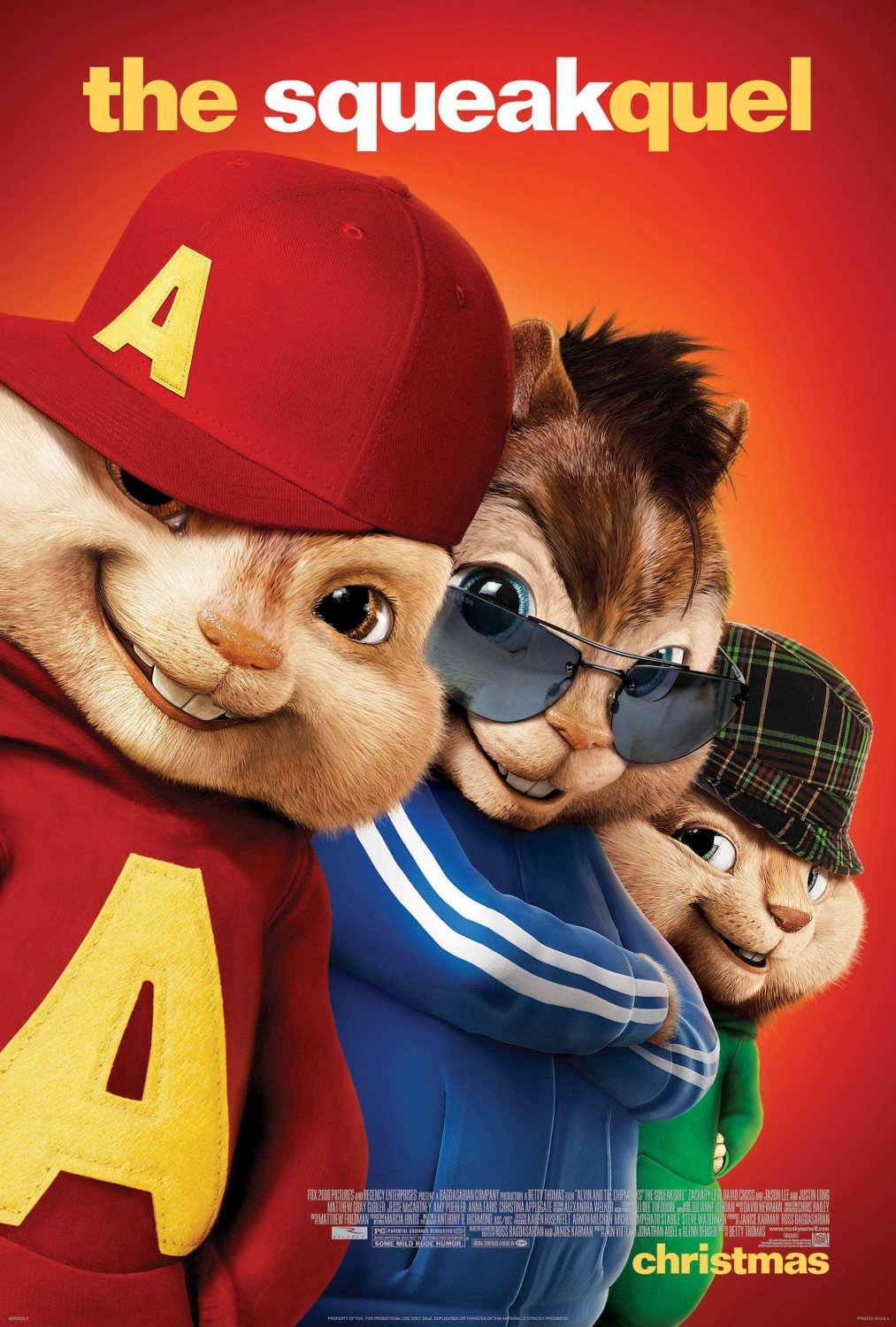 Alvin And The Chipmunks The Squeakquel 2009 Imdb