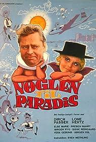 Lone Hertz and Dirch Passer in Nøglen til paradis (1970)