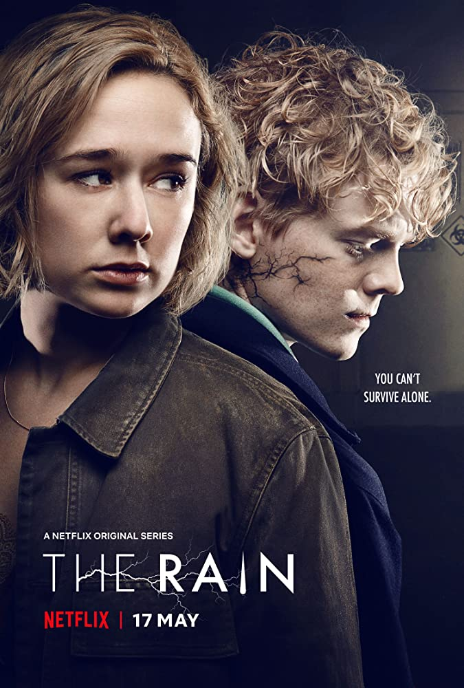 The Rain (2018) may 2019 tv series