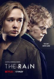 Download The Rain (2018) Netflix {Season 1} English 480p [150MB