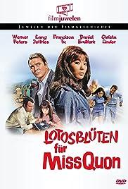Lotosblüten für Miss Quon Poster