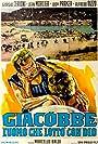 Marcello Baldi, Giorgio Cerioni, Jean Morcier, Judy Parker, and Alfredo Rizzo in Giacobbe, l'uomo che lottò con Dio (1963)