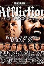 Affliction: Day of Reckoning Poster