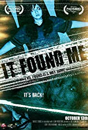 It Found Me Poster