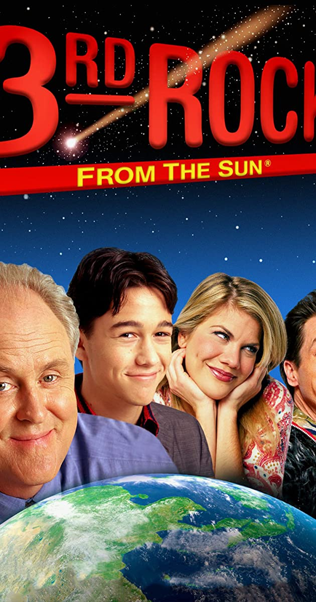 3rd Rock From The Sun Tv Series 1996 2001 Laurie Metcalf As