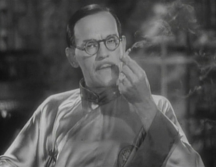 Boris Karloff in Mr. Wong, Detective (1938)
