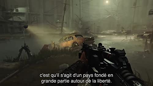 Wolfenstein II: The New Colossus: Talking Heads Story Trailer (French Subtitled)