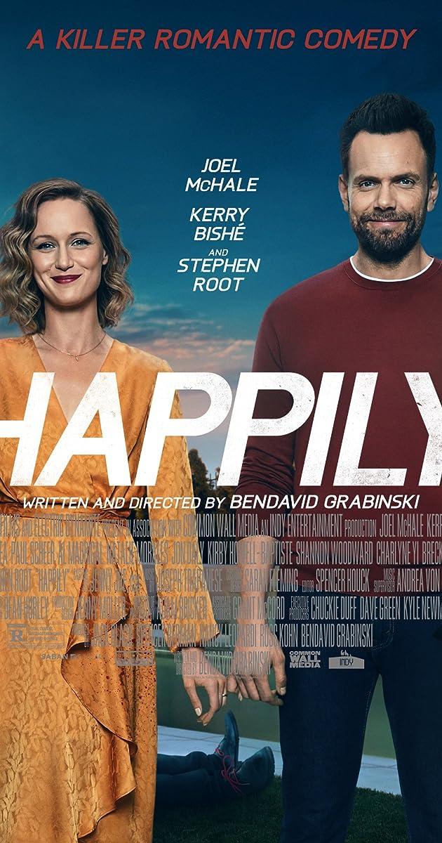 Happily (2021) Bengali Dubbed (Voice Over) WEBRip 720p [Full Movie] 1XBET