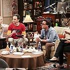 Kaley Cuoco, Johnny Galecki, Jim Parsons, and Riki Lindhome in The Big Bang Theory (2007)