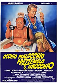 Occhio, malocchio, prezzemolo e finocchio(1983) Poster - Movie Forum, Cast, Reviews