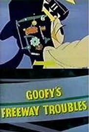 Goofy's Freeway Troubles(1965) Poster - Movie Forum, Cast, Reviews
