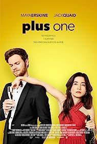 Maya Erskine and Jack Quaid in Plus One (2019)