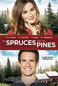 Nick Ballard and Jonna Walsh in The Spruces and the Pines (2017)