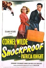 Shockproof (1949) Poster - Movie Forum, Cast, Reviews