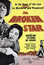 The Broken Star (1956) Poster - Movie Forum, Cast, Reviews