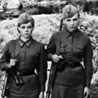 Olga Ostroumova and Irina Shevchuk in A zori zdes tikhie (1972)