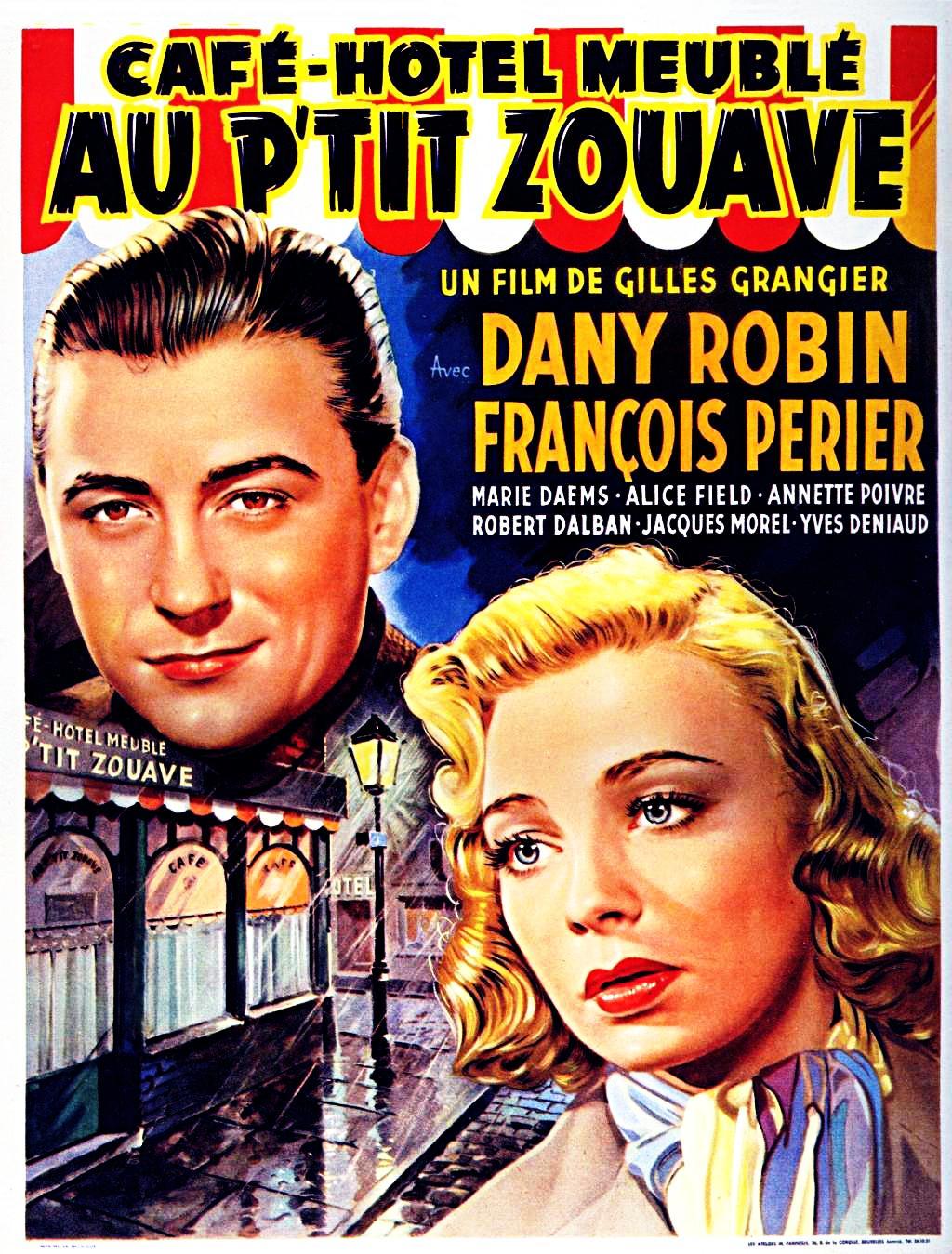 Au p'tit zouave (1950)
