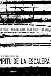 The Spirit of the Staircase Poster