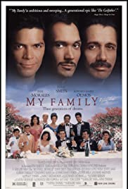 My Family(1995) Poster - Movie Forum, Cast, Reviews