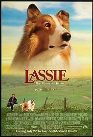 Tom Guiry and Howard in Lassie (1994)