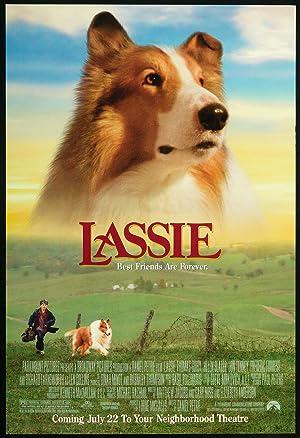 Where to stream Lassie