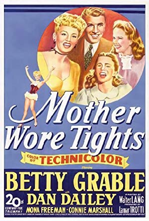 Where to stream Mother Wore Tights