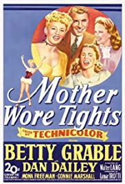 Mother Wore Tights Poster