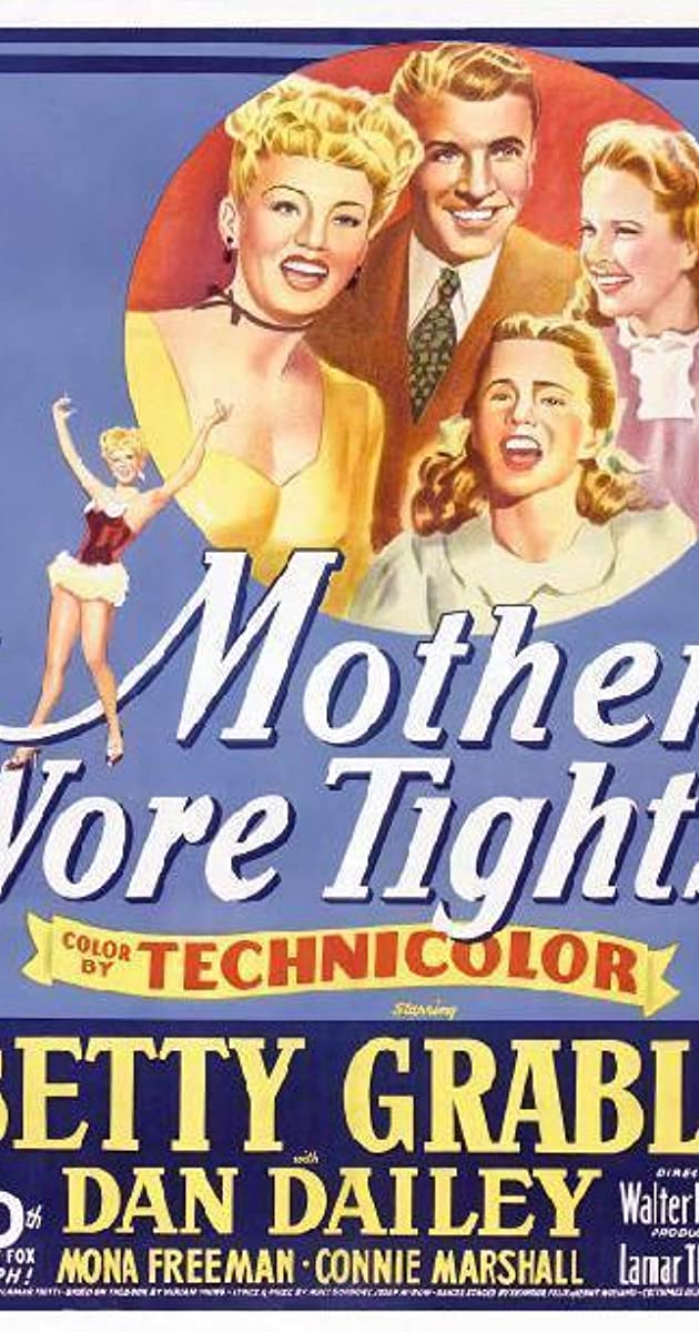 Mother Wore Tights (1947) Subtitles
