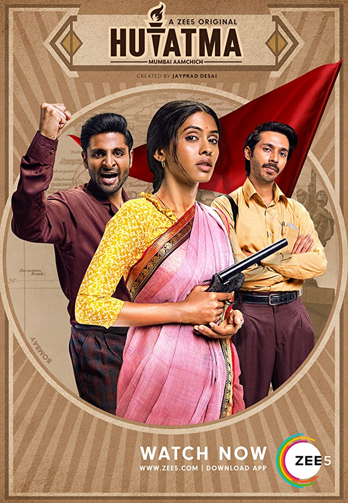 Hutatma S01 2019 Web Series Hindi WebRip All Episodes 300mb 720p‎