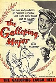The Galloping Major Poster