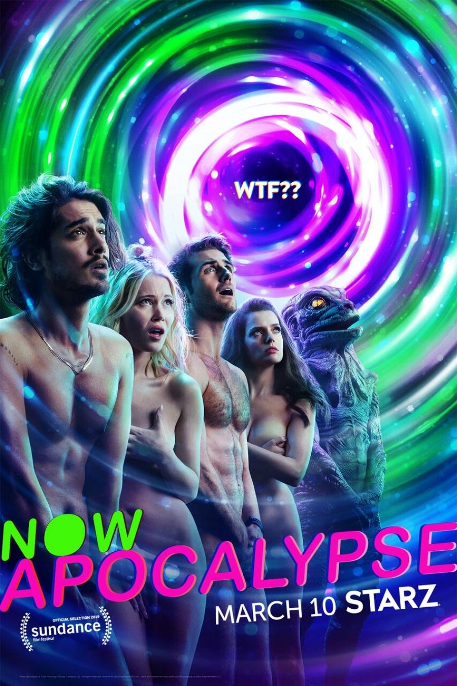Now Apocalypse (TV Series 2019) - IMDb
