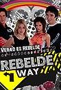 Rebelde Way (2008) Poster