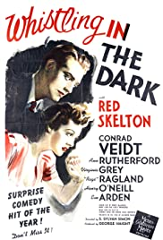 Whistling in the Dark Poster