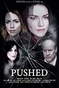 Pam Heffler, James Shanklin, Katie Michels, and Hannah Barefoot in Pushed (2019)