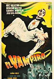 El vampiro(1957) Poster - Movie Forum, Cast, Reviews