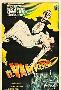 Primary photo for El vampiro