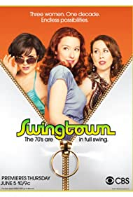 Molly Parker, Lana Parrilla, and Miriam Shor in Swingtown (2008)