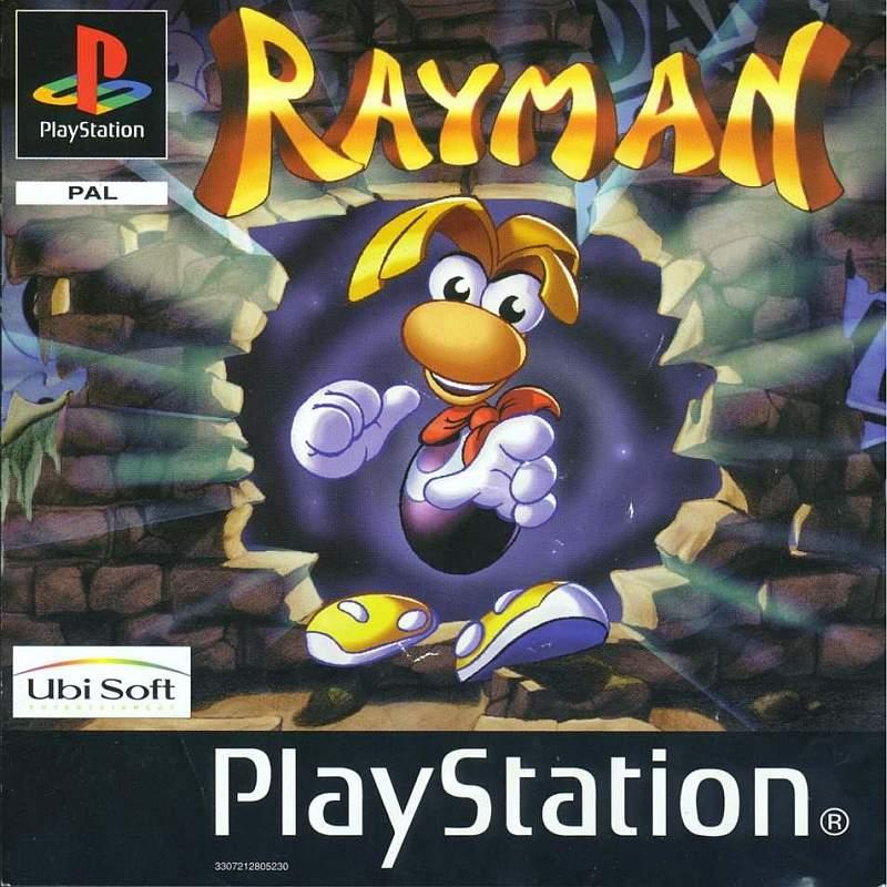 rayman 1995