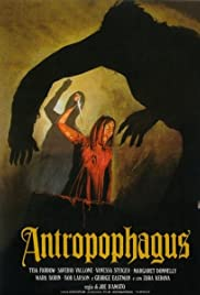 Antropophagus Poster
