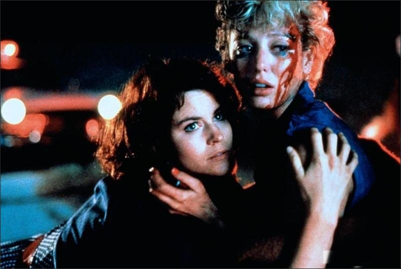 Virginia Madsen and Ally Sheedy in Heart of Dixie (1989)