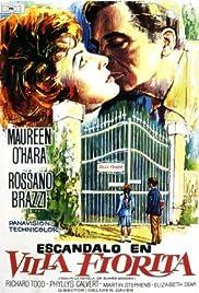 The Battle of the Villa Fiorita(1965) Poster - Movie Forum, Cast, Reviews