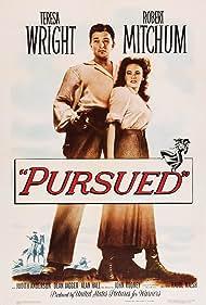 Pursued (1947) Poster - Movie Forum, Cast, Reviews