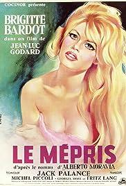 Contempt(1963) Poster - Movie Forum, Cast, Reviews