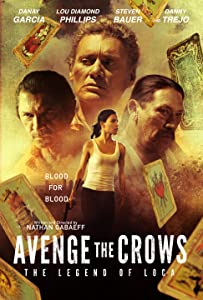 Movies website free watch Avenge the Crows by Chuck Walker [mp4]