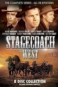 Stagecoach West (1960)
