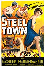 Steel Town Poster