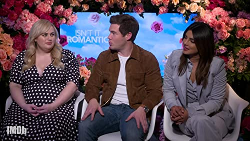 'Isn't It Romantic' Cast Embraces the Clichés of a Romantic Comedy
