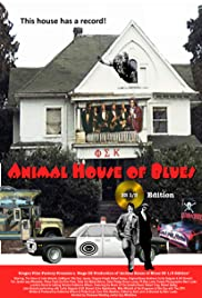 Animal House of Blues 33.3 Special Edition Poster