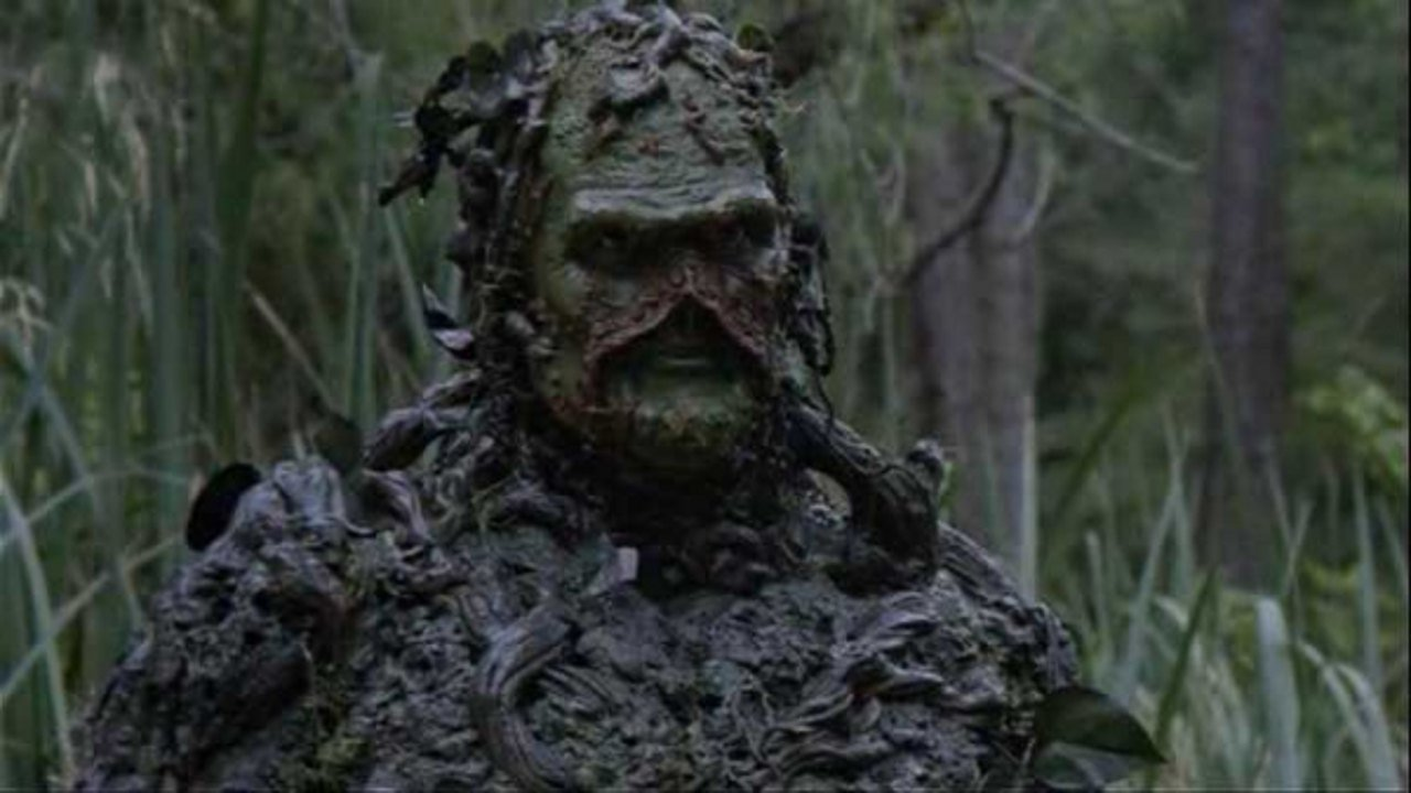 Dick Durock in The Return of Swamp Thing (1989)