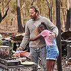 Sullivan Stapleton and Ameshol Ajang in Fires (2021)